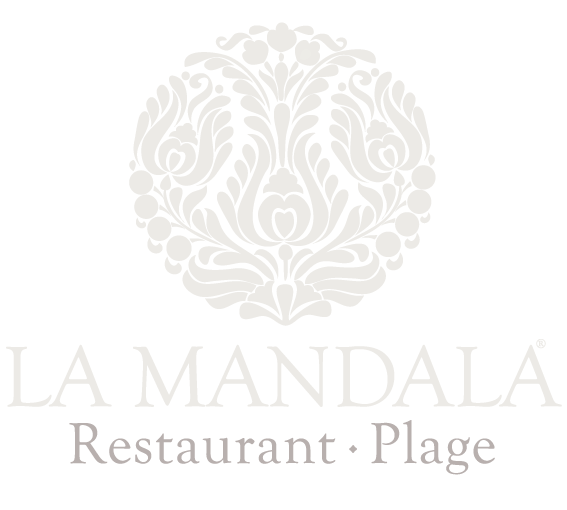 La Mandala - Plage - Restaurant - Cannes